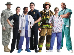 10% off any service to our Veterans, First Responders and Teachers carpet cleaning