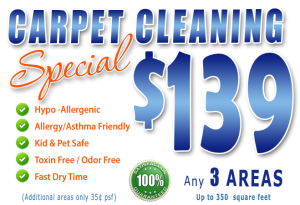 carpet cleaning special - atlanta ga